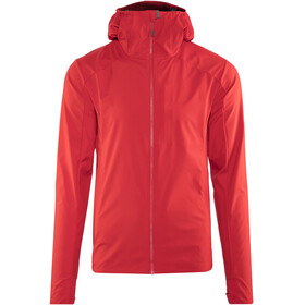 Mammut Ultimate V Light SO Hooded Jacket Men magma